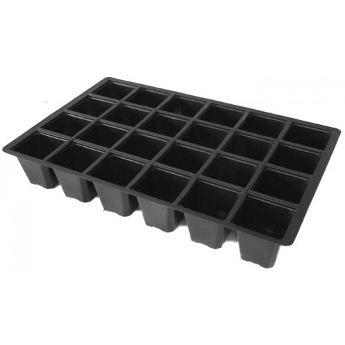 Seed Tray Inserts - 24 - Cell Economy Packs of 10