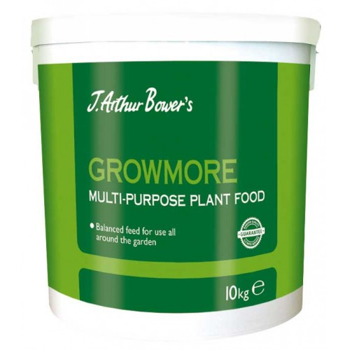 Growmore Fertiliser - 10kg Tub