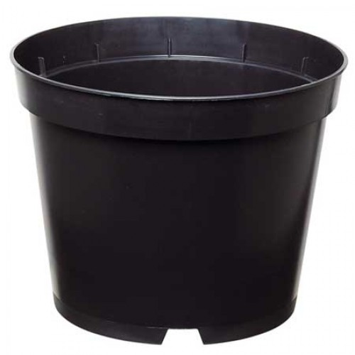 3 litre round plastic plant pots scotplants direct. Black Bedroom Furniture Sets. Home Design Ideas