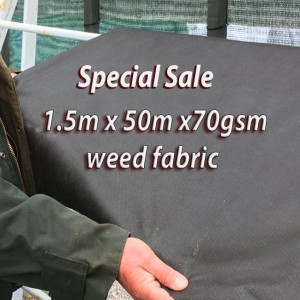 Weed Control Fabric Spunbound