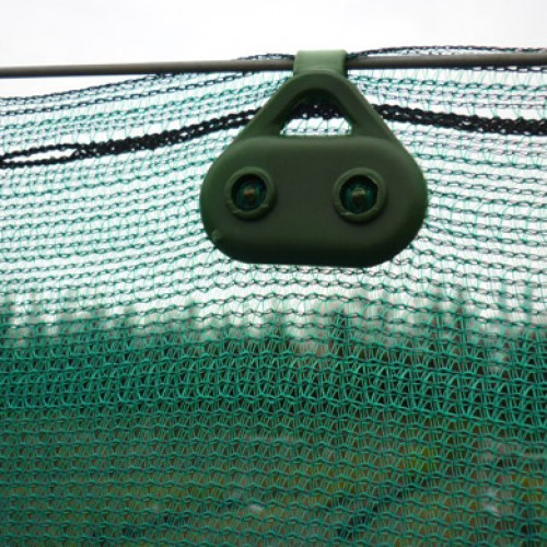 Windbreak and Shade Netting Button or Clip Fixings Pack of 100